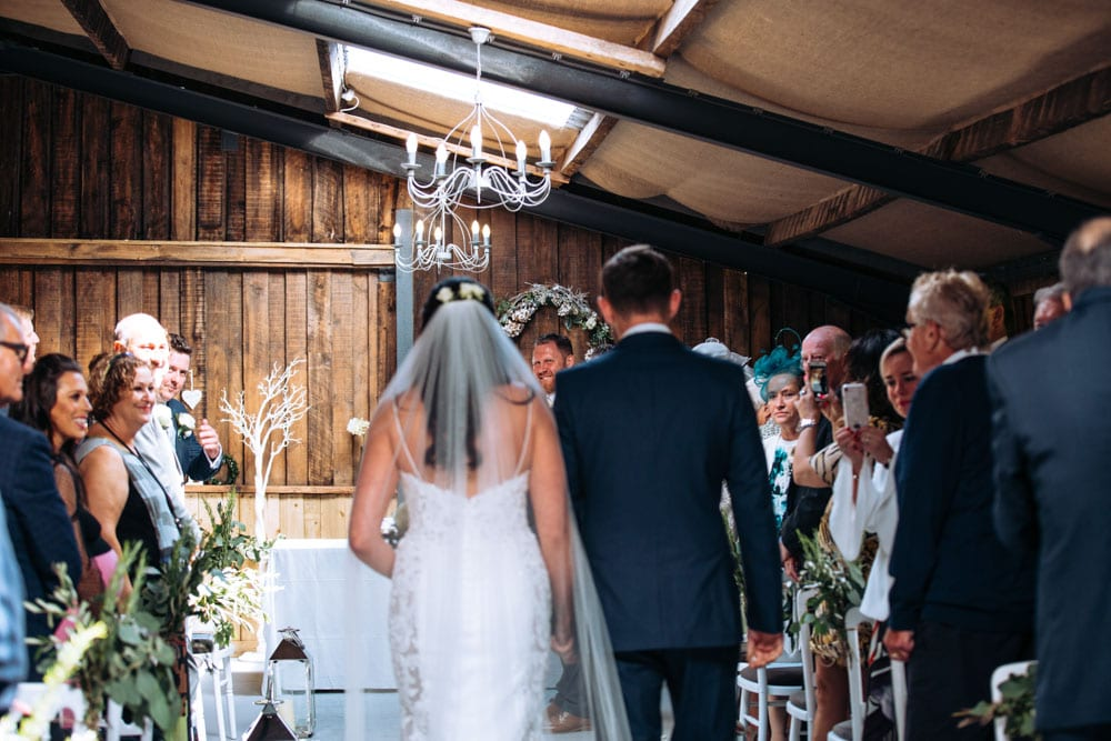 dove barn wedding day in knutsford