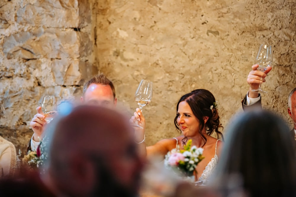 wedding speeches at park house farm
