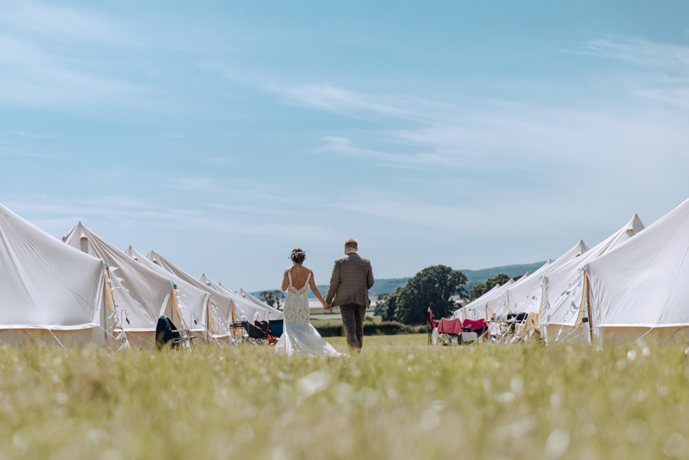 Bell Tents for Weddings