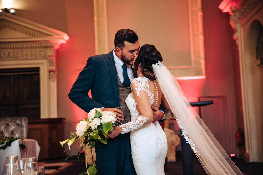 Wedding Reception at Knutsford Court House