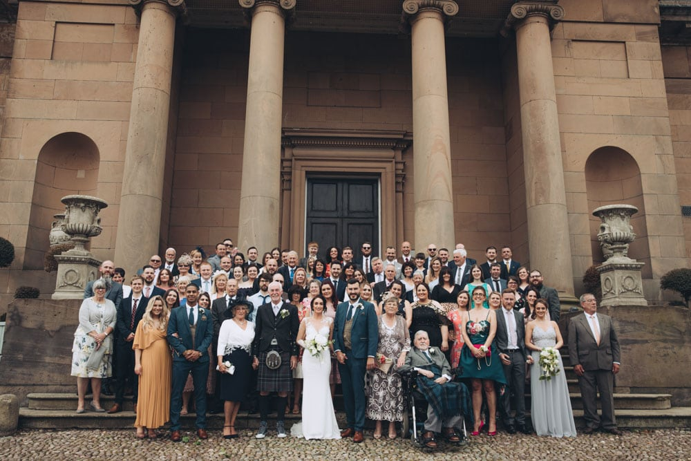 Weddings at Knutsford Court House