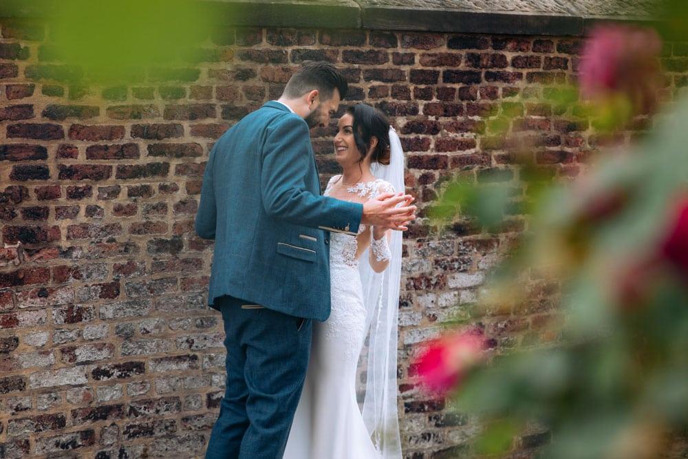 Wedding in Knutsford Town Centre