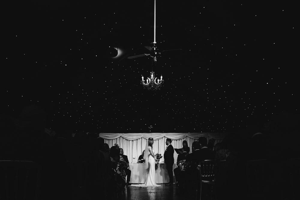romantic evening wedding venues cheshire