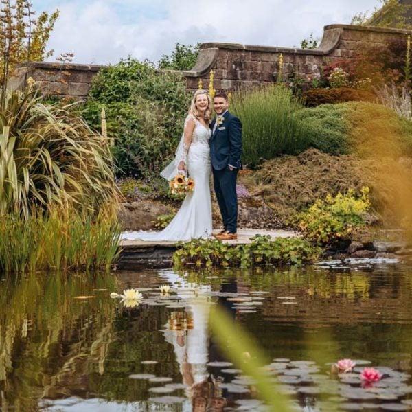 Heaton House Farm Wedding Photographs