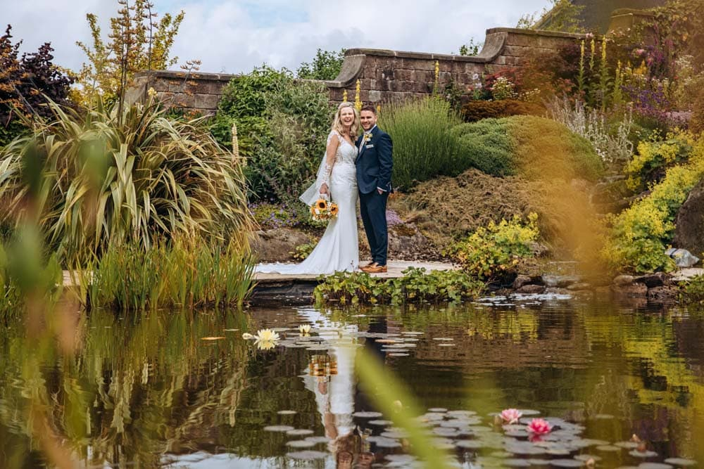 Heaton House Farm Wedding Photographs