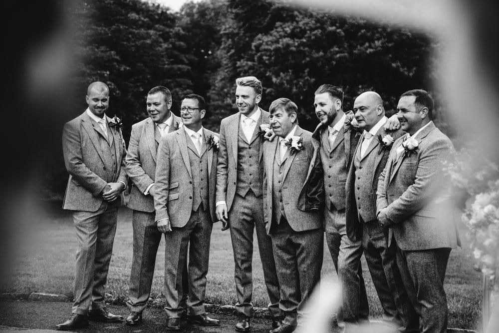 Rivington Barn Wedding Photographs