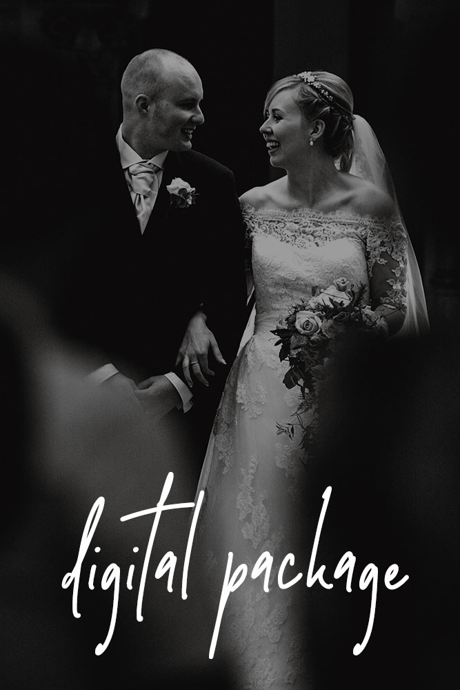 digital wedding photography packages manchester