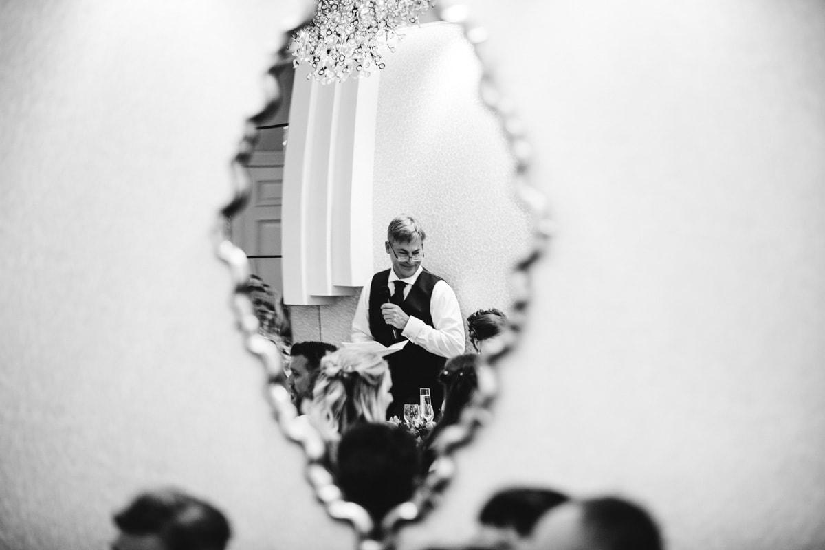 speeches at thornton hall hotel