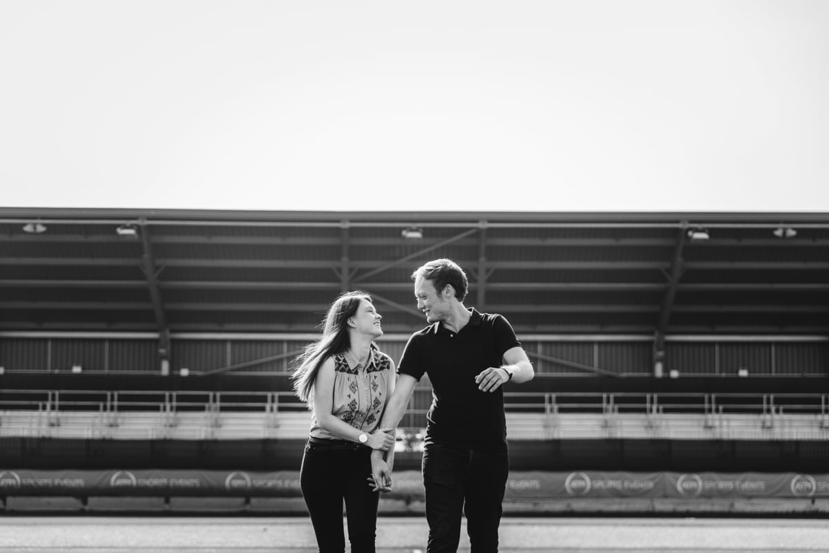 Engagement Photography Speedway Manchester