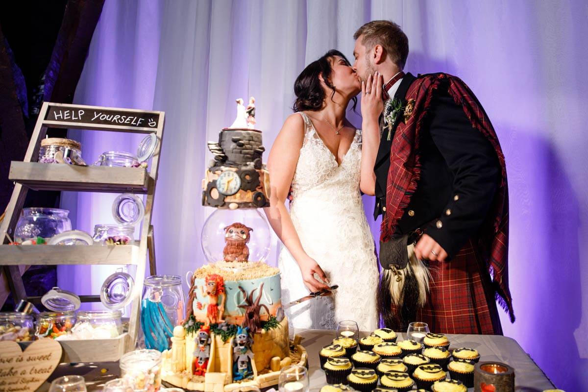 the best wedding cake ever