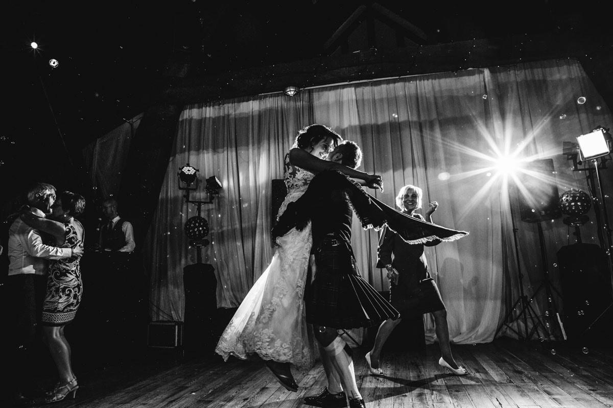 first dance at rivington barn bolton