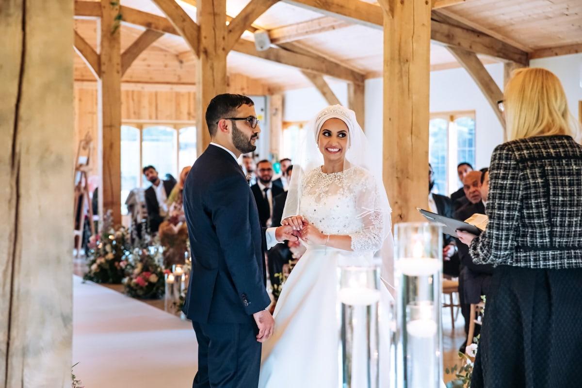 Muslim Wedding at Colshaw Hall Wedding Venue