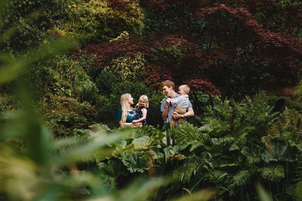Botanical Gardens at Fletcher Moss Didsbury