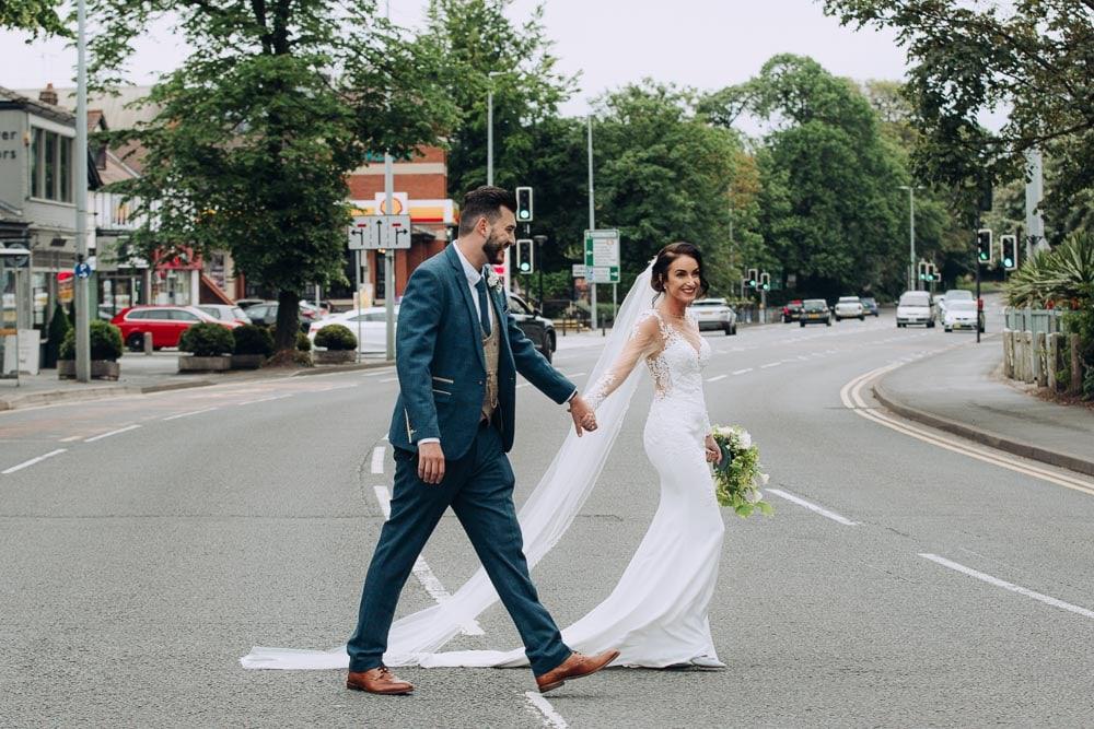 knutsford city centre wedding