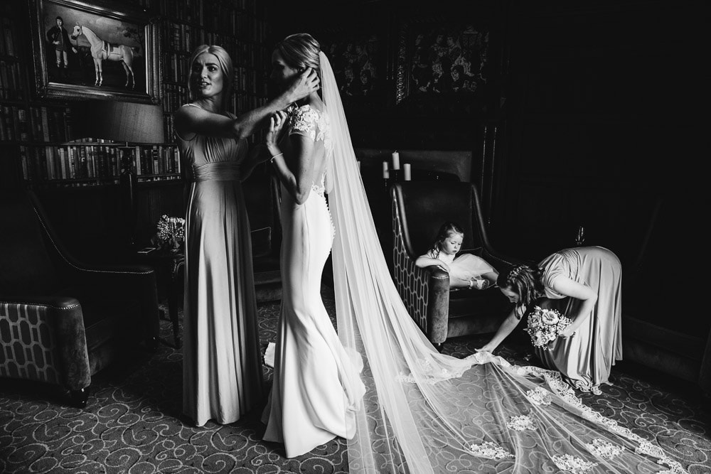 mottram hall wedding photo