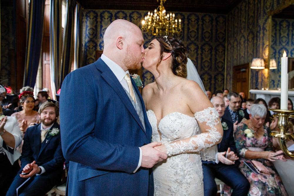 first kiss at soughton hall