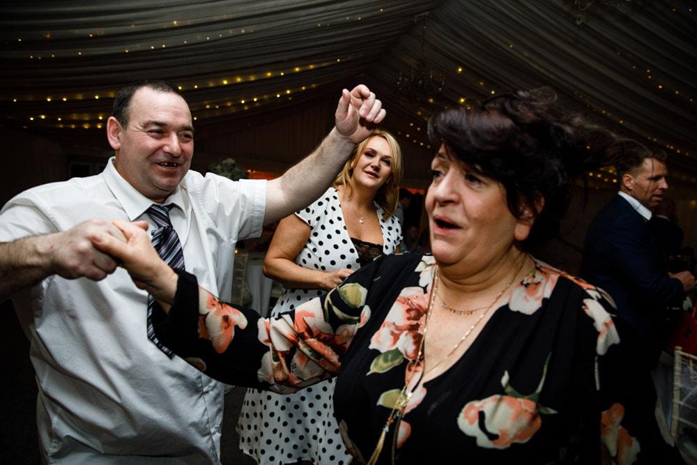 dancing at soughton hall