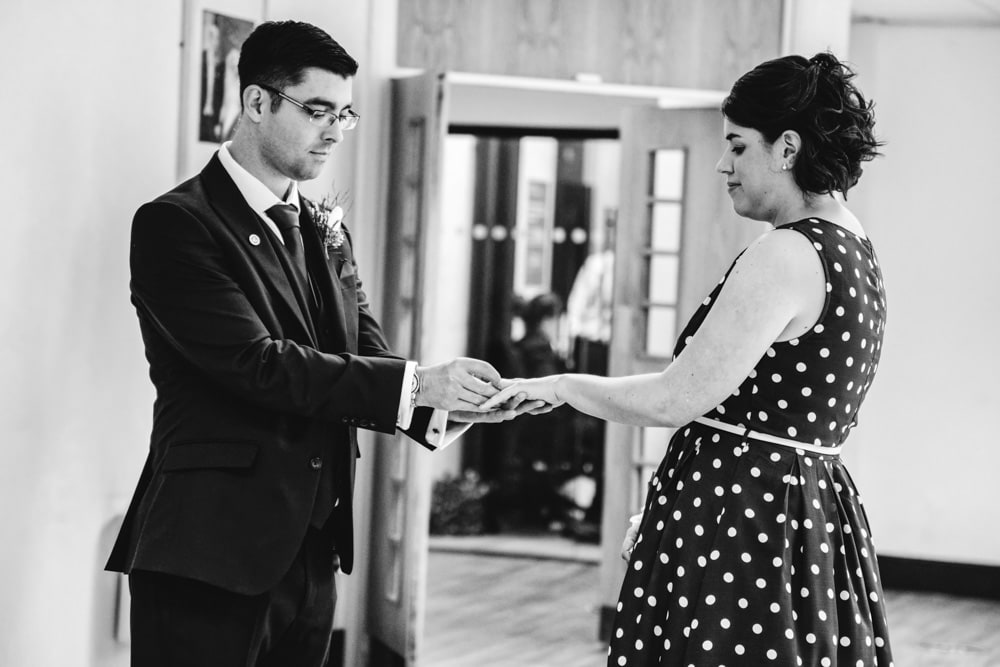 manchester wedding photographer covid-19 elopement wedding