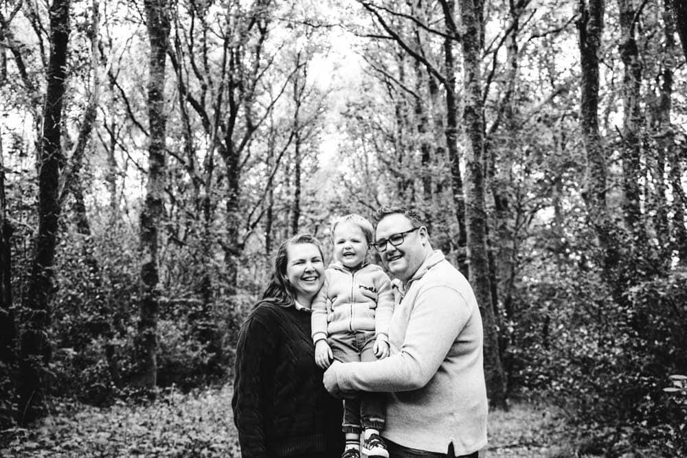 Family photo at rivington pike
