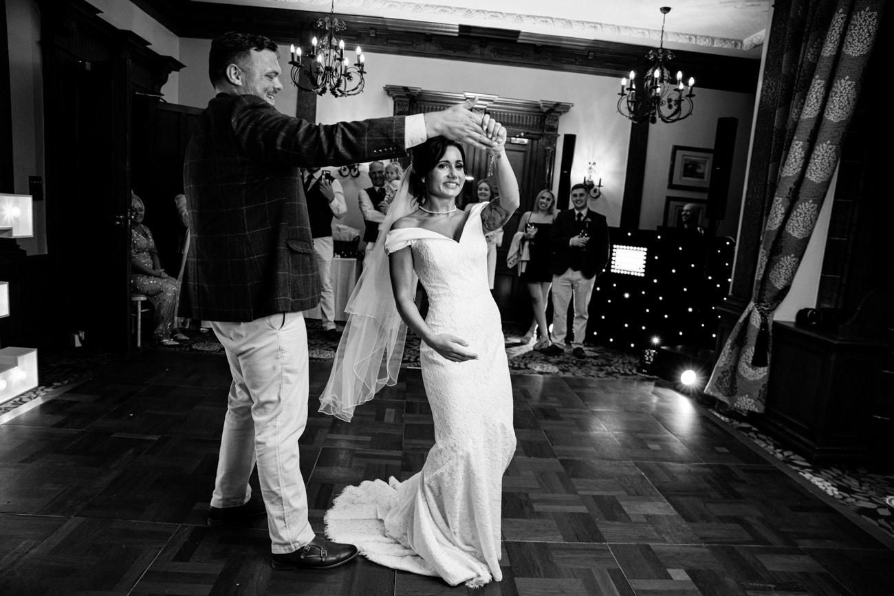 1st dance at inglewood manor
