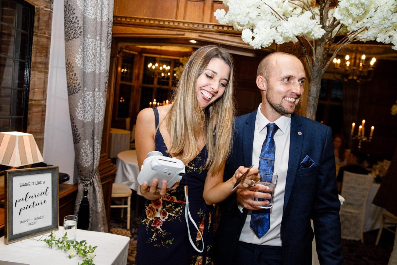 wedding reception at inglewood manor