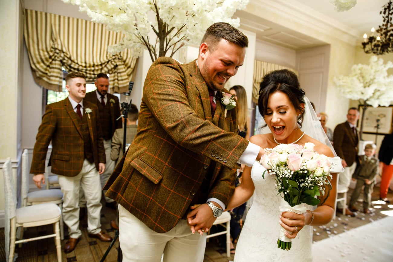 married during covid-19 inglewood manor