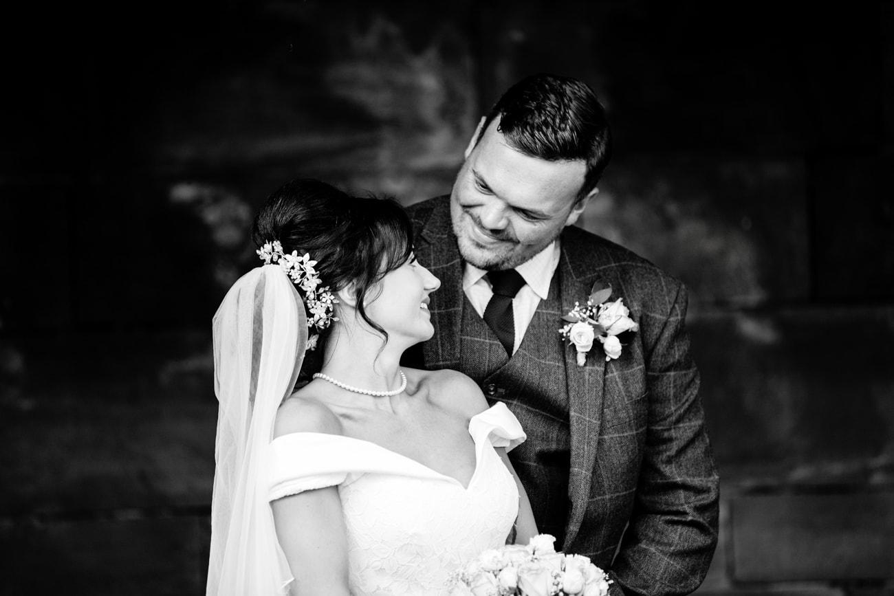 inglewood manor bride and groom photos