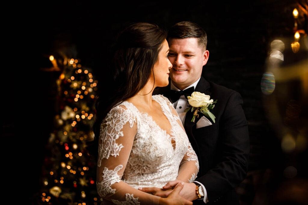 Mottram Hall Wedding Photographer Emily and Patricks evening photo