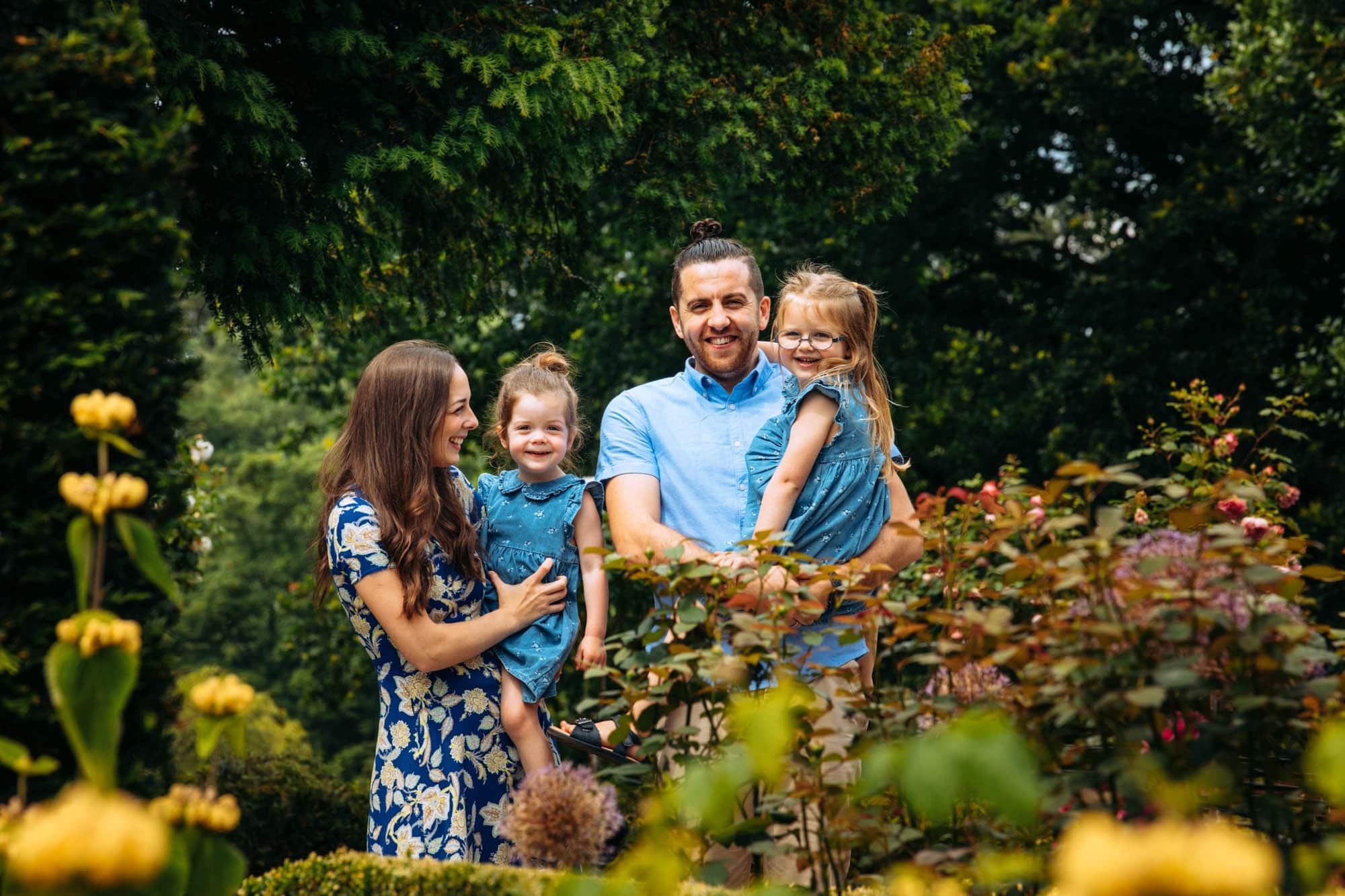 Bramhall Park Family Photographer - The Day Family